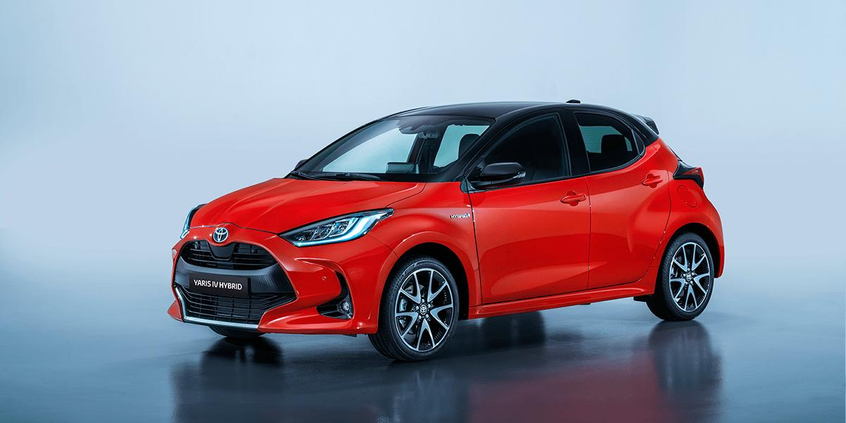 Toyota Yaris 2020 The Car of the Year 2021 A preview of six favorites