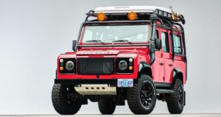 Turner Engineering Land Rover Defender 110 Restomod 33 310x165 Turner Engineering Land Rover Defender 110 Restomod!