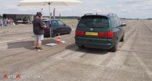 VW Sharan Minivan with 700 Turbo PS 310x165 Video: Sleeper VW Sharan Minivan with 700 Turbo PS!