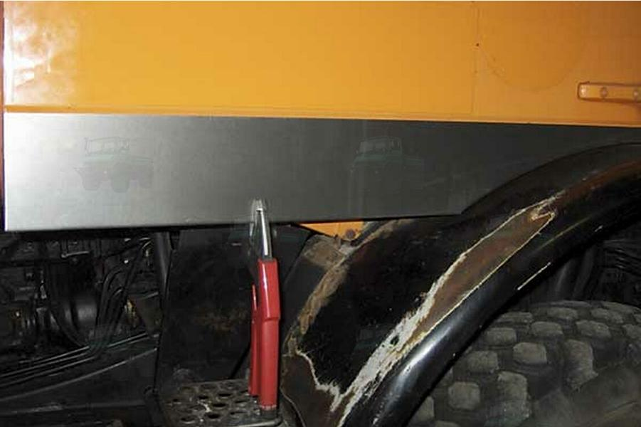 Reinforcement panels Repair panel tuning What are reinforcement panels needed for tuning?