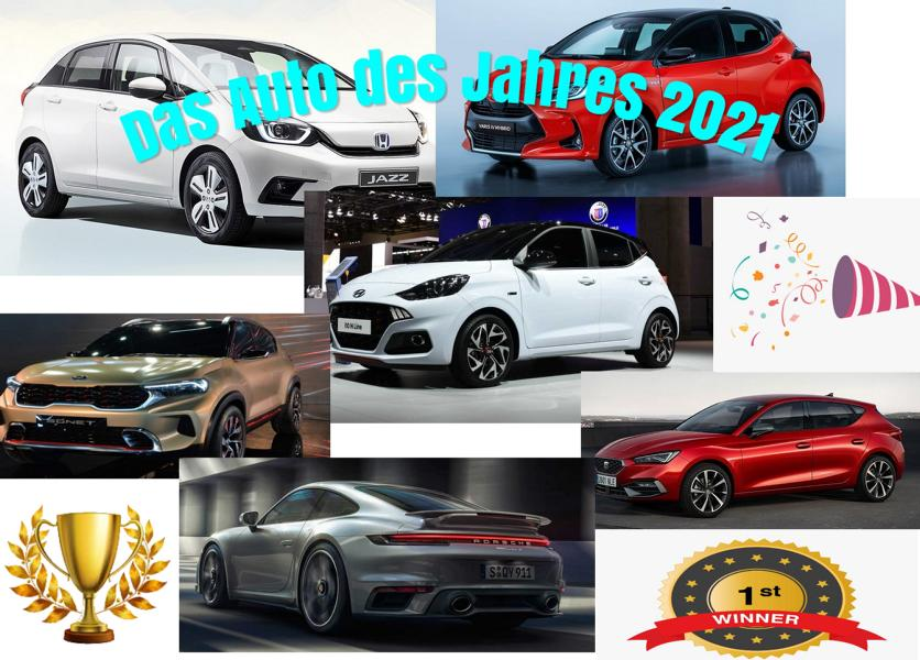 car of the year 2021 The car of the year 2021 A preview of six favorites