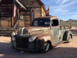 1946 Ford F 1 Pickup Rat Harley Davidson Summer Tuning 29 155x116 1946 Ford F 1 Pickup as a rat with Harley Davidson!