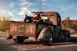 1946 Ford F 1 Pickup Rat Harley Davidson Summer Tuning 41 155x103 1946 Ford F 1 Pickup as a rat with Harley Davidson!