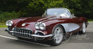 1959 Chevrolet Corvette Restomod Tuning 2 310x165 Video: 570 PS in the LSX V8 Chevrolet Camaro from 1968!