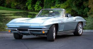 1965 Corvette Stingray Restomod Z06 V8 3 310x165 Video: 1965 Corvette Stingray Restomod mit Z06 V8!