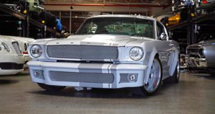 1965er Restomod Ford Mustang mit Lincoln V8 Tuning Head 310x165 1963er Ford Thunderbird Restomod mit 6,4 Liter V8!