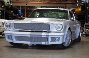 1965er Restomod Ford Mustang mit Lincoln V8 Tuning Head 310x205 1965er Restomod Ford Mustang Fastback mit Lincoln V8!