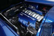 1966er Chevrolet Corvette C2 LS3 V8 Triebwerk Restomod Tuning 1 190x127 1966er Chevrolet Corvette C2 mit 500 PS LS3 V8 Triebwerk!