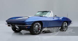 1966er Chevrolet Corvette C2 LS3 V8 Triebwerk Restomod Tuning 2 310x165 1966er Chevrolet Corvette C2 mit 500 PS LS3 V8 Triebwerk!