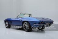 1966er Chevrolet Corvette C2 LS3 V8 Triebwerk Restomod Tuning 4 190x127 1966er Chevrolet Corvette C2 mit 500 PS LS3 V8 Triebwerk!