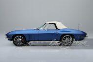 1966er Chevrolet Corvette C2 LS3 V8 Triebwerk Restomod Tuning 5 190x127 1966er Chevrolet Corvette C2 mit 500 PS LS3 V8 Triebwerk!