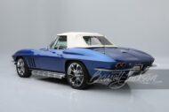 1966er Chevrolet Corvette C2 LS3 V8 Triebwerk Restomod Tuning 6 190x127 1966er Chevrolet Corvette C2 mit 500 PS LS3 V8 Triebwerk!