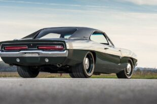 1969 Ringbrothers Charger Defector SEMA 2017 Restomod Tuning 18 310x205 Ringbrothers Defector 2.0 mit 1.000 PS Hellephant 426 Power