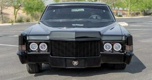 1970 Cadillac Coupe DeVille Restomod 3 310x165 Back to black   1970 Cadillac Coupe DeVille Restomod!