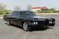 1970 Cadillac Coupe DeVille Restomod 6 190x127 Back to black   1970 Cadillac Coupe DeVille Restomod!