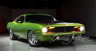 1970 Plymouth Cuda Restomod conversion tuning V8 4 310x165 1970s Plymouth Barracuda TorC with 1.500 PS diesel!