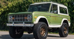 "1975 Ford Bronco The Professor Coyote V8 Restomod Tuning 50 310x165 1975er Ford Bronco ""The Professor"" mit Coyote V8 Power!"