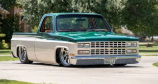 1984 Chevrolet Pickup Restomod Airride Tuning 22 inch 12 310x165 Video: 570 PS in the LSX V8 Chevrolet Camaro from 1968!