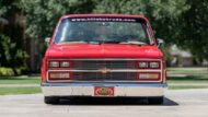 1985 Chevy Pickup Project Red Rocker Restomod Tuning 12 190x107 Feuer & Flamme! 1985 Chevy Pickup als Project Red Rocker!