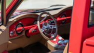 1985 Chevy Pickup Project Red Rocker Restomod Tuning 26 190x107 Feuer & Flamme! 1985 Chevy Pickup als Project Red Rocker!