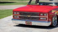 1985 Chevy Pickup Project Red Rocker Restomod Tuning 27 190x107 Feuer & Flamme! 1985 Chevy Pickup als Project Red Rocker!