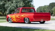 1985 Chevy Pickup Project Red Rocker Restomod Tuning 6 190x107 Feuer & Flamme! 1985 Chevy Pickup als Project Red Rocker!