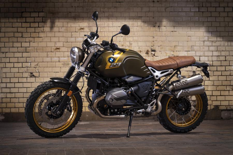 2020 BMW R nineT models 57 Officially, these are the new BMW R nineT models!