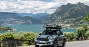 2020 MINI Cooper S Countryman ALL4 roof tent Tuning 12 310x165 2020 MINI Cooper S Countryman ALL4 with roof tent!