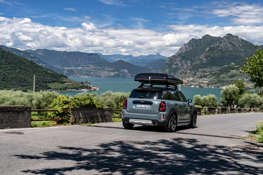 2020 MINI Cooper S Countryman ALL4 roof tent Tuning 5 2020 MINI Cooper S Countryman ALL4 with roof tent!