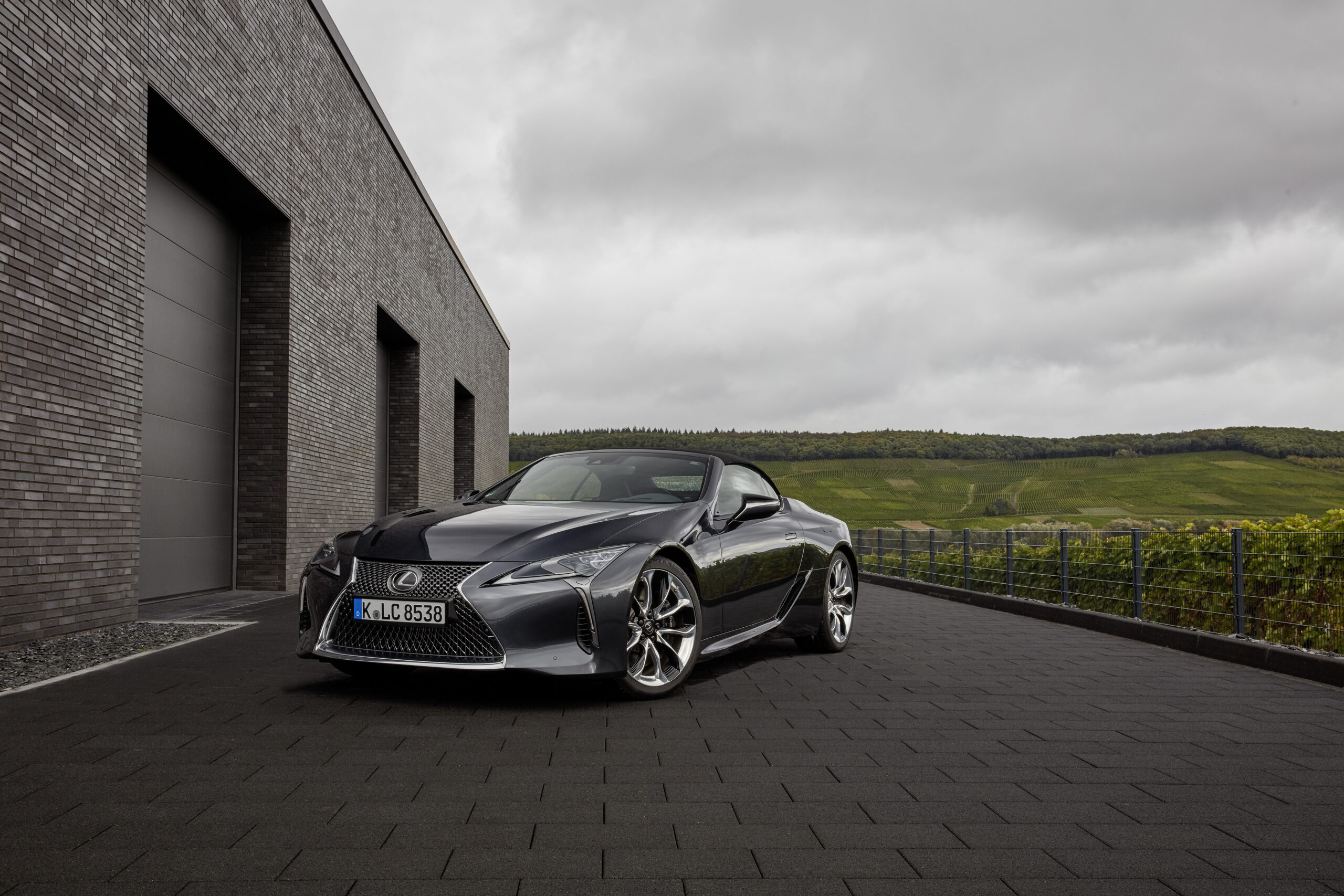 2021 Lexus LC 500 Cabriolet Coupe Facelifting 627 scaled 2021 Lexus LC 500 Cabriolet und Coupe mit Facelifting!