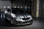 3D Design Frontschuerze BMW M2 F87 Competition Tuning 1 155x103 3D Design Bodykit am BMW M2 (F87) inkl. Competition!