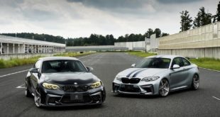 3D Design Frontschuerze BMW M2 F87 Competition Tuning 15 310x165 3D Design Bodykit am BMW M2 (F87) inkl. Competition!