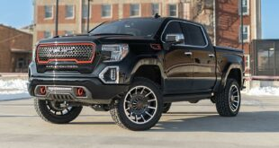 700 PS Goliath Power Harley Davidson GMC Sierra Header 310x165 Video: GMC Sierra AT4 vom Tuner Hennessey Performance!