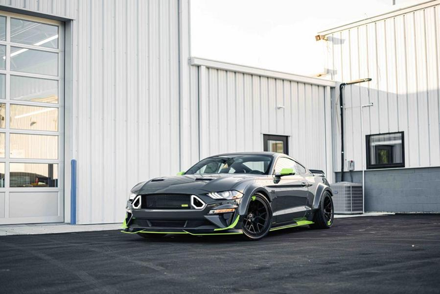 760 PS Ford Mustang RTR Spec 5 10th Anniversary Edition Tuning 10 760 PS Ford Mustang RTR Spec 5 10th Anniversary Edition