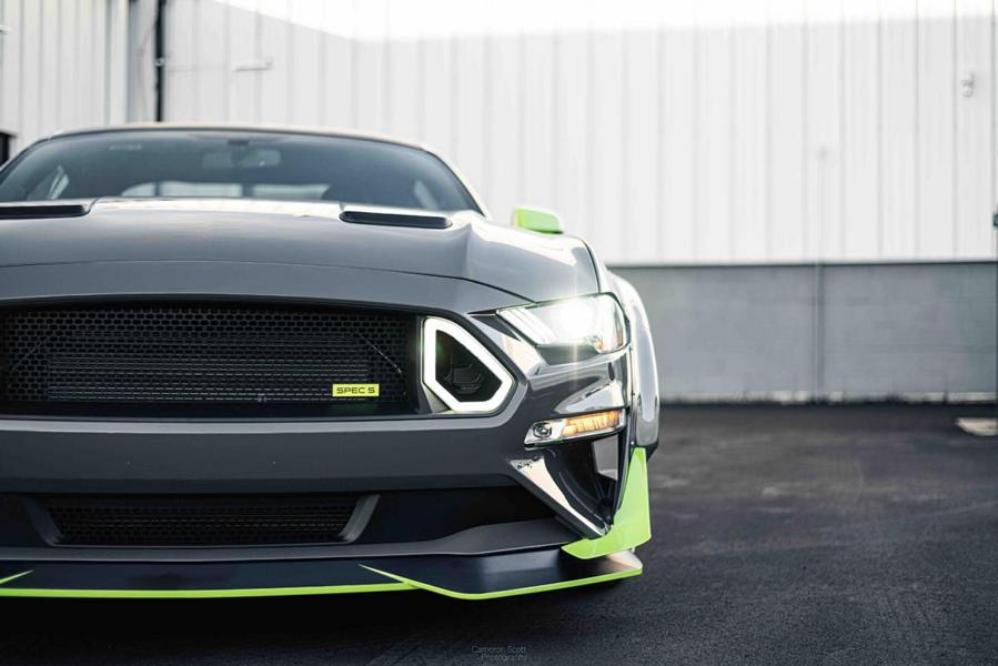 760 PS Ford Mustang RTR Spec 5 10th Anniversary Edition Tuning 2 760 PS Ford Mustang RTR Spec 5 10th Anniversary Edition