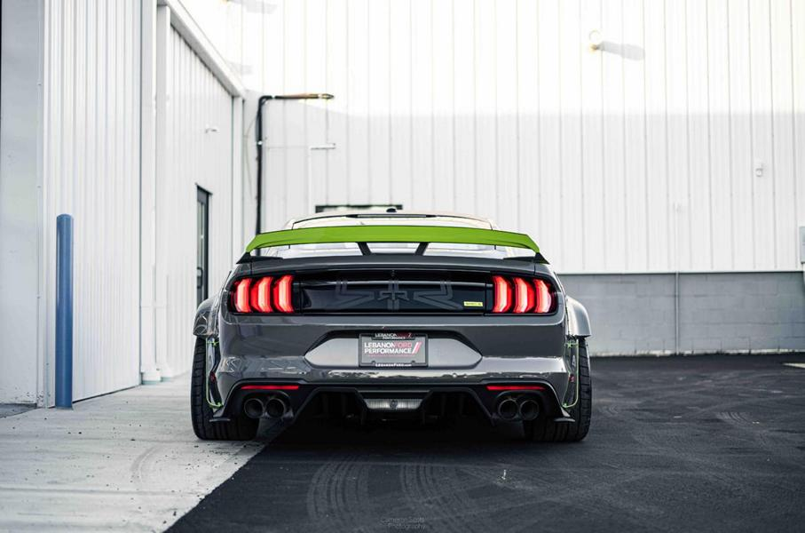 760 PS Ford Mustang RTR Spec 5 10th Anniversary Edition Tuning 4 760 PS Ford Mustang RTR Spec 5 10th Anniversary Edition