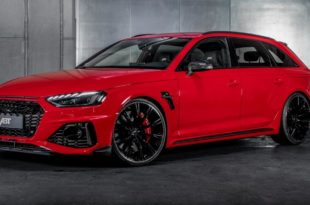 ABT Sportsline Audi RS4 Avant RS4 S B9 Tuning 2 310x205 Sondermodell   ABT Sportsline Audi RS4 Avant als RS4 S!