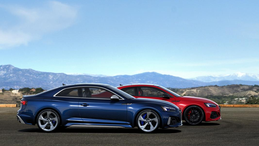 Ascari Launch Edition Black Optic Audi RS5 Sportback Tuning 1 2 x limited Edition: 2021 Audi RS5 Coupe und Sportback!