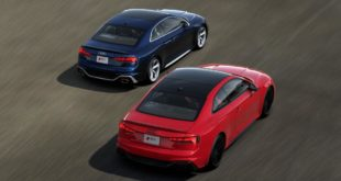 Ascari Launch Edition Black Optic Audi RS5 Sportback Tuning 15 310x165 2 x limited Edition: 2021 Audi RS5 Coupe and Sportback!