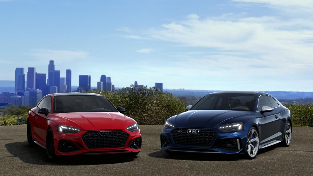 Ascari Launch Edition Black Optic Audi RS5 Sportback Tuning 16 2 x limited Edition: 2021 Audi RS5 Coupe und Sportback!