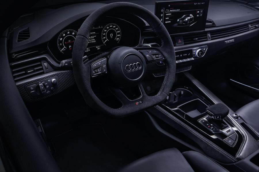 Ascari Launch Edition Black Optic Audi RS5 Sportback Tuning 18 2 x limited Edition: 2021 Audi RS5 Coupe und Sportback!