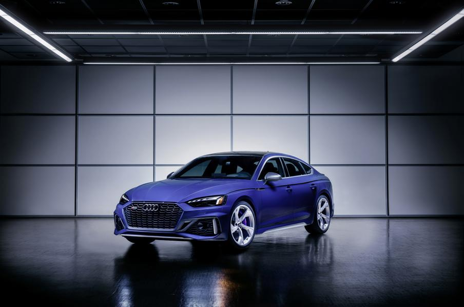 Ascari Launch Edition Black Optic Audi RS5 Sportback Tuning 23 2 x limited Edition: 2021 Audi RS5 Coupe und Sportback!