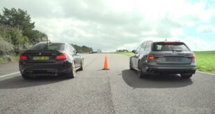 Audi RS4 B9 Avant BMW M2 CS F87 1 310x165 Video: Drag Race   Audi RS4 (B9) Avant vs. BMW M2 CS (F87)