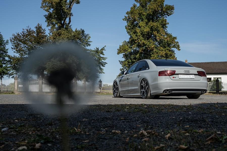 Audi S8 4H Tuning Project X Felgen JMS Barracuda 4 Ultraschick und ultratief   Audi S8 auf Project X Felgen!