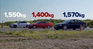 BMW M2 Competition vs. E46 M3 vs. E36 M3 310x165 Video: BMW M2 Competition vs. E46 M3 vs. E36 M3!