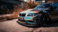 BMW M3 E92 Coupe Maxton Widebody Tuning 4 190x107 BMW M3 (E92) Coupe mit Maxton Widebody Tuning!