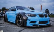 BMW M3 E92 Coupe mit Maxton Widebody Tuning 2 190x112 BMW M3 (E92) Coupe mit Maxton Widebody Tuning!