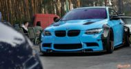 BMW M3 E92 Coupe mit Maxton Widebody Tuning 3 190x100 BMW M3 (E92) Coupe mit Maxton Widebody Tuning!