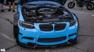 BMW M3 E92 Coupe mit Maxton Widebody Tuning 4 190x105 BMW M3 (E92) Coupe mit Maxton Widebody Tuning!