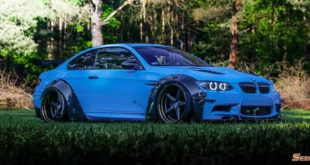 BMW M3 E92 Coupe mit Maxton Widebody Tuning 5 310x165 BMW M3 (E92) Coupe mit Maxton Widebody Tuning!